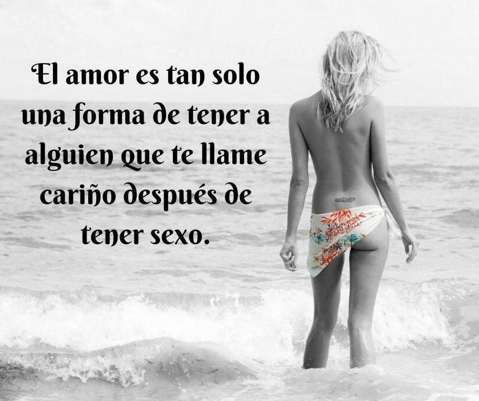 Frases sexys cortas